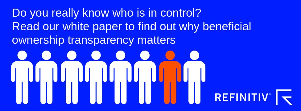 White Paper: Do you really know who is in control – Why beneficial ownership transparency matters. Understanding beneficial ownership challenges