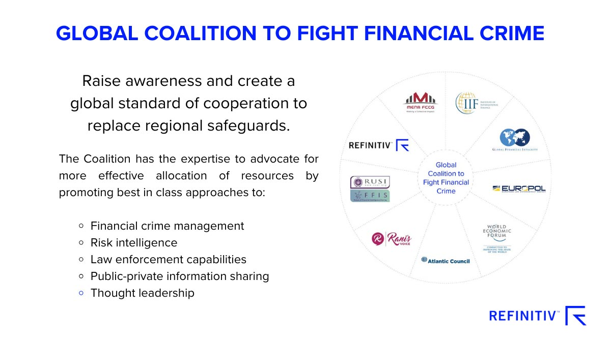 Global coalition to fight financial crime. AML regulation: Beyond the 5th AMLD