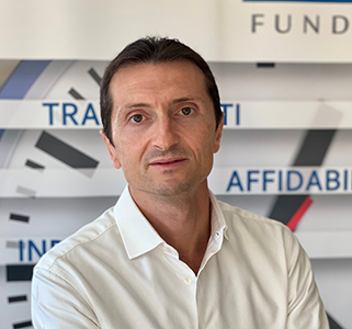 Stefano Reali, Fund Manager, Pharus
