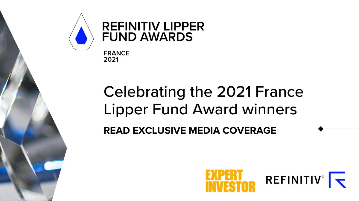 Exclusive media partner coverage with Expert Investor. Lipper Fund Award winners for France